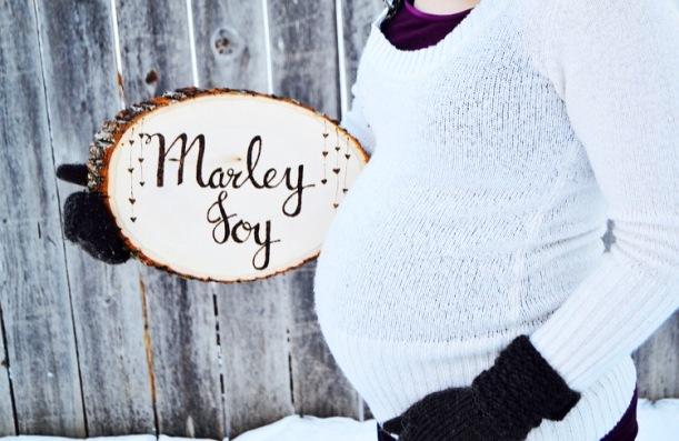 BabyNameMarleyJoy