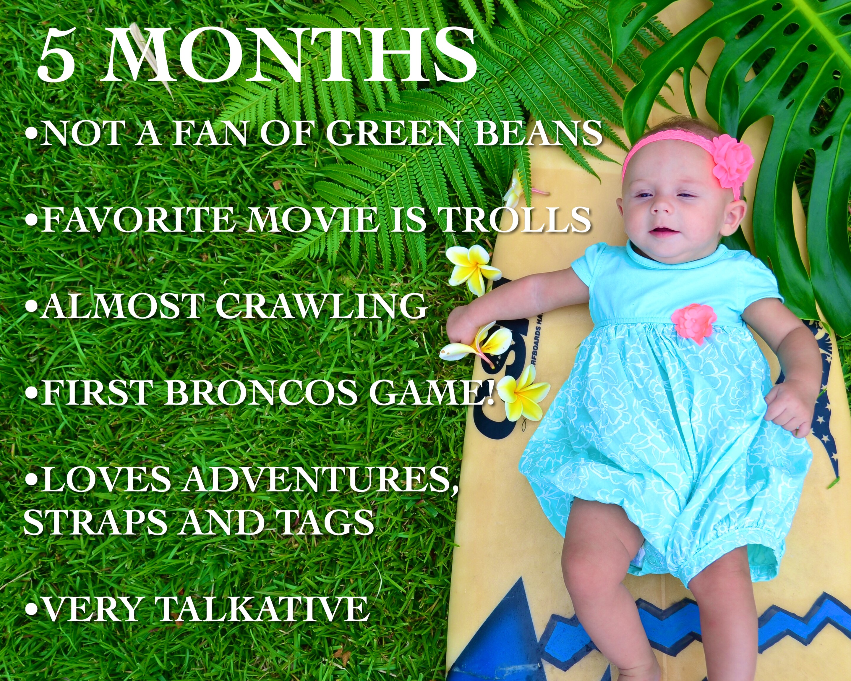 db5cbf5f3 Baby Milestones: 5 Months Old | Pacifier Happy Hour